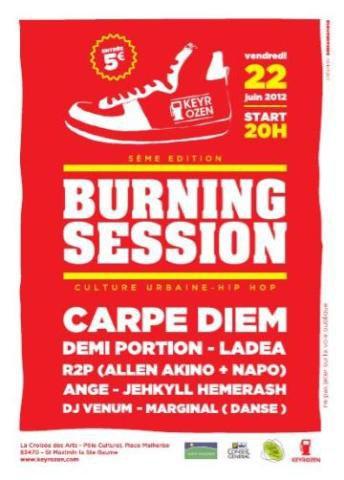 CARPE DIEM EN CONCERT A ST MAXIMIN LE 22 JUIN 2012  .&#305;ll&#305;l&#305;. Facebook Groupe Officiel .&#305;ll&#305;l&#305;. Fan Facebook Officiel .&#305;ll&#305;l&#305;. 