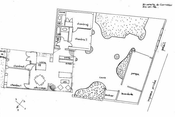 Habitat for Plan situation permis