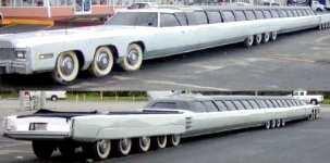 la voiture la plus longue du monde. Black Bedroom Furniture Sets. Home Design Ideas