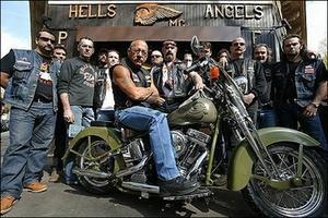 le hells angels motorcycle club litteralement club de moto des anges